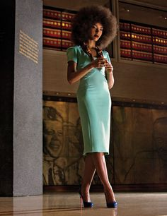 ***Try Hair Trigger Growth Elixir*** ========================= {Grow Lust Worthy Hair FASTER Naturally with Hair Trigger} ========================= Go To: www.HairTriggerr.com =========================      Esperanza Spalding Is Beautiful in this Mint Green Dress and Big Fro!!