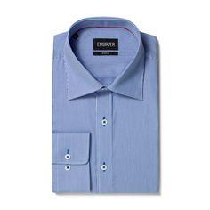 Business Hemd Slim Fit in Blau von Embraer . . . . . der Blog für den Gentleman - www.thegentlemanclub.de/blog