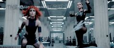 """One of the incredible members of Swift's squad is the one and only Hayley Williams, starring as The Crimson Curse. 