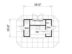 17 Trendy Ideas Backyard Bar Shed Dreams Backyard Layout, Backyard Bar, Backyard Kitchen, Backyard Ideas, Wedding Backyard, Firepit Ideas, Small Pool Houses, Small Pools, Pool House Plans