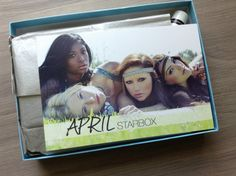 Starbox Review - Monthly Makeup & Beauty Subscription Boxes - April 2013
