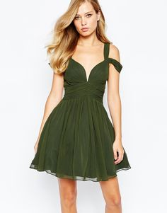 Forever Unique Sweetheart Mini Dress
