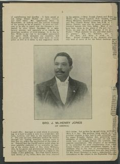 Brother J. Grand United Order of Oddfellows, Annual Conference, Bolton [England]: Tillotson & Son, Printers ., From the African American Perspectives Collection in the Rare Book and Special Collections Division at the Library of Congress. African American Genealogy, African American History, Bolton England, Moorish, Library Of Congress, Printers, Black History, Division, Conference