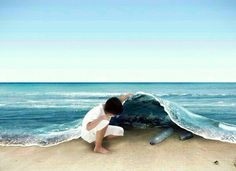 briliant artistic picture with serious msg ...
