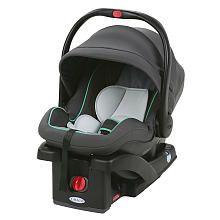 Graco SnugRide 35 Elite Infant Car Seat  Lake Green