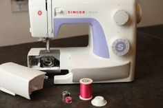 Threading a sewing machine can be tricky! Which is why we created this Sewing 101 to help you out.