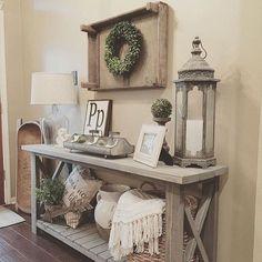 20+ Lovely Farmhouse Living Room Decor Ideas