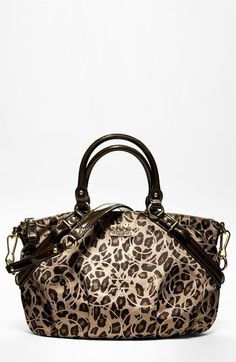 e0c4a33dd3d1 I want a leopard coach bag sooooo bad!