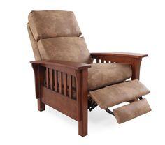 Lane Furniture - Mission High Leg Recliner Chair - 2769-R