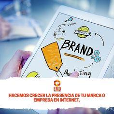 Posicionamos tu marca como la número uno en la mente de tus compradores. #EMD #MarketingDigital #Branding #Servicios