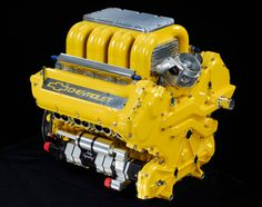Chevy Indycar Street Engine