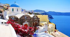Dit zijn dé hotspots van Santorini!