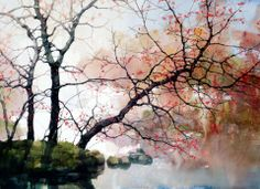 ❤️ #ZLFeng #art Painting by Z. L. Feng