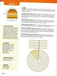 10 MODELOS DE GORROS PARA TEJER A CROCHET CON PATRONES BIEN EXPLICADOS Y PASO A PASO - REVISTA NAVIDAD | Patrones Crochet, Manualidades y Reciclado