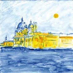 Venedig/Malemail ©Tobias Windlinger