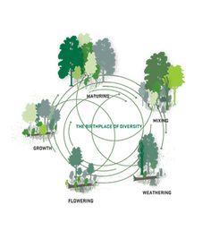 Sla :: Hans Tavsens Park and Korsgade Urban Design Concept, Urban Design Diagram, Urban Design Plan, Landscape Diagram, Landscape And Urbanism, Landscape Design, Biophilic Architecture, Architecture Drawing Plan, Design Thinking Process