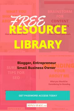 CLICK THRU--Actionable Tips to Boost your Blog or Business Today. FREE Resource library for Business Blog, Entrepreneurs, Email Marketing and Online Marketing.