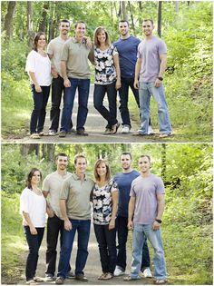 What An Amazing Family We Got To Photograph Adults Grownup