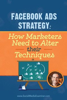 Ads Strategy: How Marketers Need to Alter Their Techniques Facebook Business Account, Using Facebook For Business, For Facebook, Facebook Marketing, Online Marketing, Social Media Marketing, Digital Marketing, Radios, Pinterest Marketing