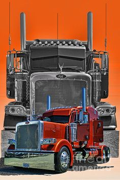 Here is a custom photo I did at the Big Rig Weekend Truck Show in Chilliwack, B.C. last week. Double click on the photo for more info.  www.rharrisphotos.com