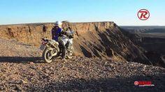 Discover the adventure with Davide Biga e #Yamaha