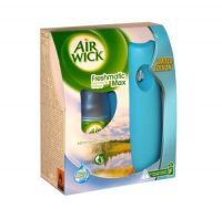 - Air Wick Freshmatic Compact Automatic Spray Sky Fresh Air Wick Freshmatic Compact Automatic Spray is specially designed for anywhere in your home to ensure continuous, quality fragrance for up to 60 days. Chemistry, Health And Beauty, Compact, Household, Fragrance, Cleaning, Sky, Fish, Stuff To Buy