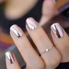 Nail Art Designs, Short Nail Designs, Nail Polish Designs, Nails Design, Nail Designs For Weddings, Acrylic Nail Tips, French Acrylic Nails, French Nails, French Manicure Gel