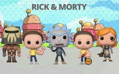 Rick & Morty Season 3 Funko POP! Pre-order Promo. ETA: March 2018. Click the image for more info.