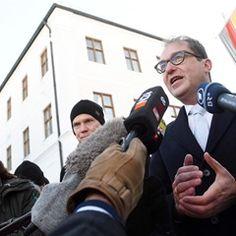 German Federal Transport Minister Alexander Dobrindt attends CSU conference