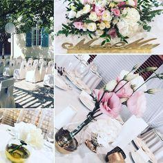 gold and pink wedding, fehér arany esküvő, esküvői dekoráció