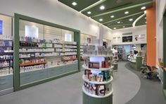 KDI CONTRACT offers integrated technical solutions for retail and residential spaces. And that's all we have in common with other construction companies! Pharmacy, Construction, Building, Spin, Projects, Blue Prints, Buildings, Apothecary, Architectural Engineering