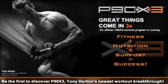 P90X3 is Officially Here - Available starting TODAY.  It's a 90-Day Fitness Program, 30 minutes a day, with shorter workouts, accelerated exercises and extreme results.    Read FAQs for more info - http://www.tbbcoach411.com/introducing-p90x3/ and watch the video clip - http://beachbodycoach.com/esuite/home/RoyalFitness?bctid=2753168682001. Get in the best shape of your life this winter and give the gift of health and fitness in time for the Holidays!  Message me for details.