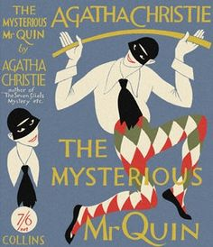 The Mysterious Mr. Quinn by Agatha Christie