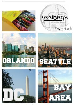 #weteach local workshops: parents & teachers in orlando, dc, seattle, & silicon valley