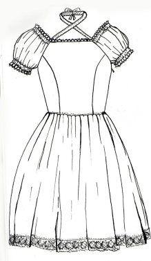 Lolita Sewing Patterns andTutorials