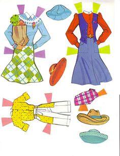 Paper Dolls~Freckles - Bonnie Jones - Picasa Web Albums