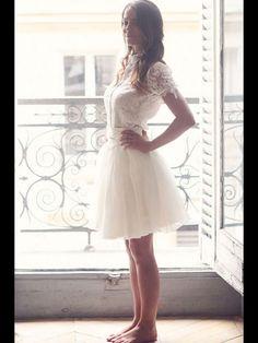 La robe Marie Laporte Lifevents côte d'azur wedding planner, Organise votre mariage! Le blog de la mariée by Lifevents