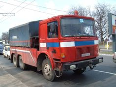 ROMAN - Automobile Romanesti Eastern Europe, Romania, Recovery, Automobile, German, Trucks, Truck, Car, Deutsch