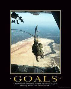 US Military Motivational Poster Art Marines Army Sniper Soldier Academy MILT06 | eBay