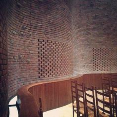 Mit Chapel | Eero Saarinen | 1950, Masachusetts