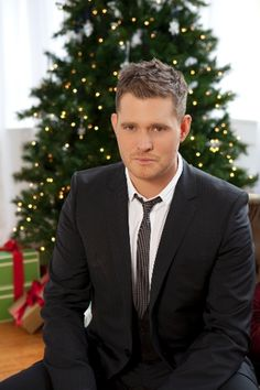 best christmas gift ........ michael buble singing on your doorstep