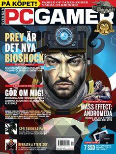 Svenska PC Gamer - Februari 2017
