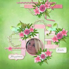 **NEW**Template Beautiful Day Part 1 by Ilonka's Scrapbook Designs  Availble at :   http://scrapbird.com/shop/beautiful-day-part-1-by-ilonkas-scrapbook-designs-p-10736.html  The kit i used is Love Potion by Lou Cee Creations