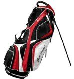 Orlimar Pro Series STAFF CRL Golf Stand Bag (Black/Red/White) - http://tonysgolf.com/2015/02/23/orlimar-pro-series-staff-crl-golf-stand-bag-blackredwhite/