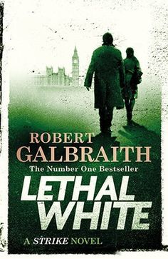 Robert Galbraith is the pseudonym used by J. The most epic Robert Galbraith novel yet, Lethal White is both a gripping mystery and a page-turning next instalment in the ongoing story of Cormoran Strike and Robin Ellacott. New Books, Good Books, Books To Read, Fall Books, Career Of Evil, Harry Potter, Best Mysteries, White Books, Books 2018