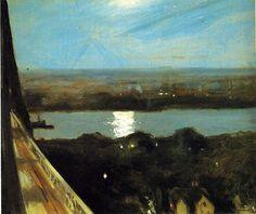 Blackwell's Island - Edward Hopper