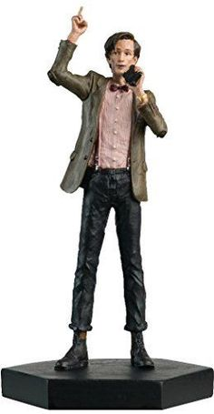 Underground Toys Doctor Who Resin Doctor 4in Action Figure, New