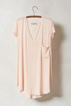 Trapeze Baseball Tee #anthropologie