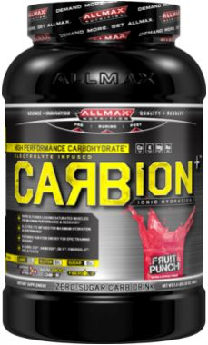 Allmax Nutrition Carbion+ 40 Servings Muscle Gainer - Carb Drink