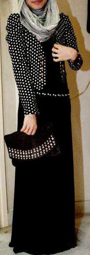 Formal #Hijab Style